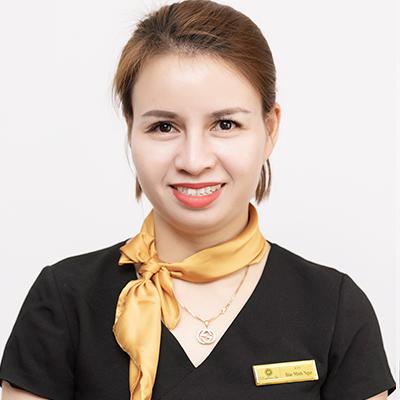 Chuyên viên Đào Minh Ngọc