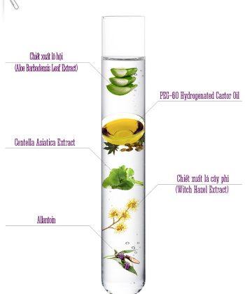 Thành phần sản phẩm Bio Correction Ampoule Collagen