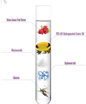 Thành phần đặc trị nám trắng sáng da Bio Correction Ampoule Berry