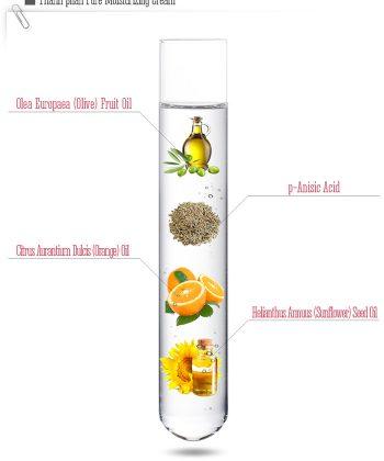 Thành phần kem dưỡng tăng cường ẩm Pure Moisturizing Cream