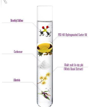Thành phần sản phẩm Bio Correction Ampoule Sulfur