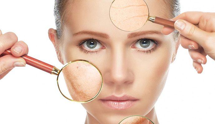 dấu hiệu da bắt đầu lão hóa và cách khắc phục