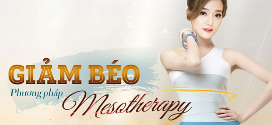 Dịch vụ giảm cân và giảm béo với công nghệ Mesotherapy